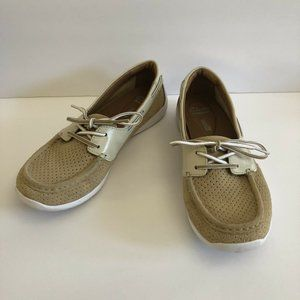 Clarks Lightweight Soft Cushion Boat Shoes